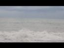 Волнение на Чёрном море во время похода 23 08 17