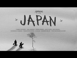 Сноубординг в Японии – Horizon Lines Episode 2