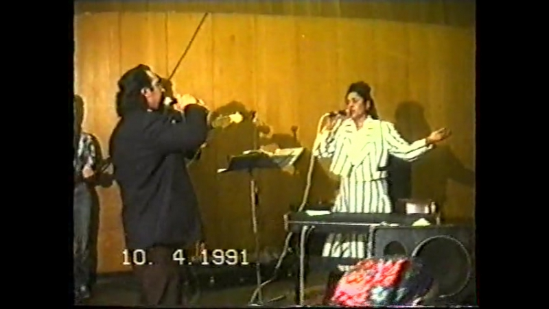 саша кало и джамайка 1991