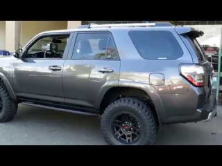 Icon Lift Kit- 2014 Toyota 4 Runner w/KDSS at Dales Auto Service, Surrey BC, Canada