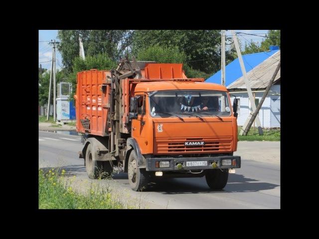 Масштабная модель КАМАЗ-43253 МКМ-4305 AVD в масштабе 143