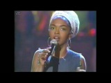 Lauryn Hill Everything Is Everything Live 1999