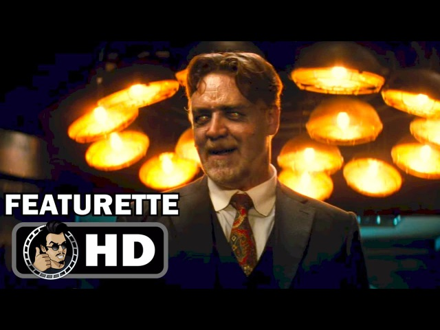 THE MUMMY - DR. JEKYLL Featurette (2017) Tom Cruise Russell Crowe Action Horror Movie HD