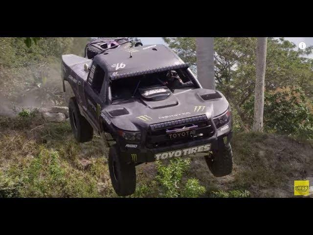 BJ Baldwin Recoil No 4 Cuba Toyo Tires Rigid Industries Monster Energy Hoonigan Toyota