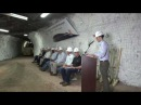 Groundbreaking for the international LBNF / DUNE project