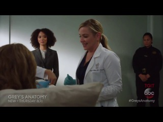 Отрывок сериала «Анатомия страсти — Grey's Anatomy». Сезон 13 Серия 10.