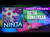 Drum Pad Machine - Dubstep Ninja B - Live Beat Making by A.Romashkan