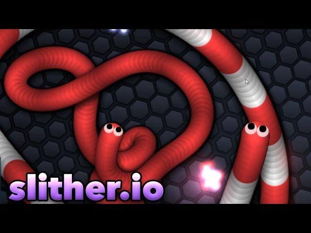 Слизарио ВК/Slither.io VK