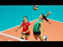 TOP 50 Best Women's Volleyball Spikes