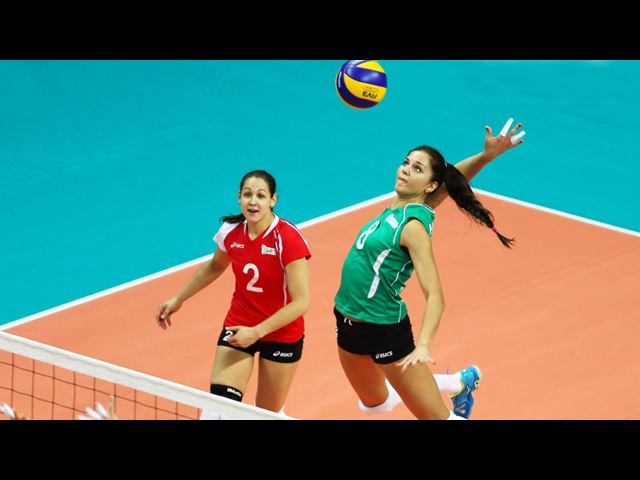 TOP 50 Best Women's Volleyball Spikes | 3rd Meter Spikes | Surprise Attack | Powerful Spikes (HD)