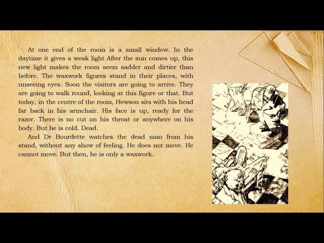 The waxwork (part2) (adaptation audiobook)