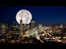 Плоская Земля. Луна отражает солнечный свет. Доказательство.