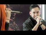I meet my childhood heroes (Linkin Park)