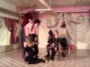 "Вечеринка в стиле BDSM от шоу проекта ASGARD.""плей-- пирсинг"", связывание шибари"