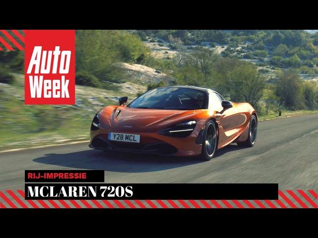 McLaren 720S - AutoWeek Review - English subtitles