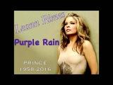 Leann Rimes Purple Rain...