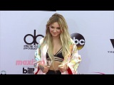 Julia Michaels 2017 Billboard Music Awards Magenta Carpet