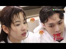 Eng Sub 170501 Operation Love Pool Scene - Behind The Scene Clip BTS Lay Yixing