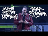 The Human Sample Kit Experiment--Tom Thum at YouTube Brandcast 2016