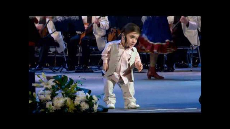 Данил Плужников Два Орла выступление в Кремлевском дворце г Москва 25 01 2017г
