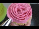 Clip hướng dẫn trang trí bánh cupcake | cách trang trí cupcake đơn giản | Clip trang trí cupcake
