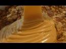 Масляный крем со сгущенкой Video Clip làm kem bơ sữa đặc. Cách làm kem từ đun sữa đặc