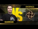Na`Vi POV GuardiaN vs NiP @ ESL Pro League Season 5 Europe