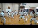 MATSUBAYASHI-RYU: Extractos de la clase del dia 31-08-2015