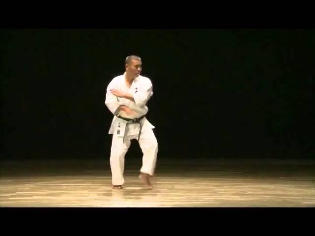 Okinawa Shorin Ryu Shubukan - 9 Dan Uema Yasuhiro Sensei Katas