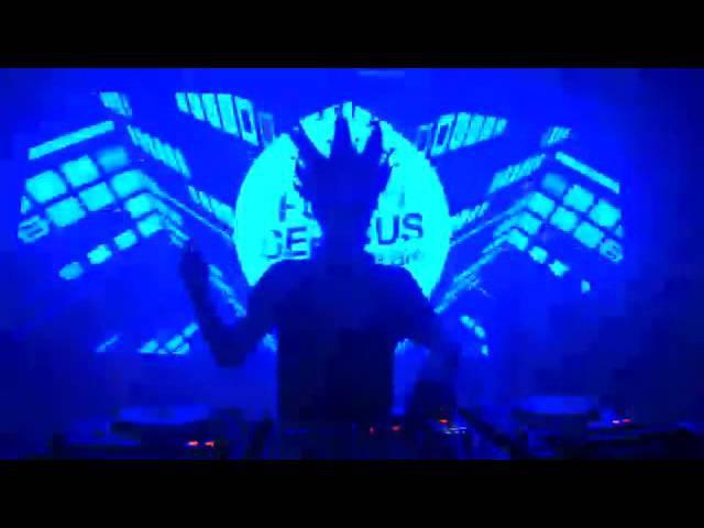 Boris Brejcha live @ KUGL St.Gallen (Switzerland) @ Fckng Serious Labelnight feat.