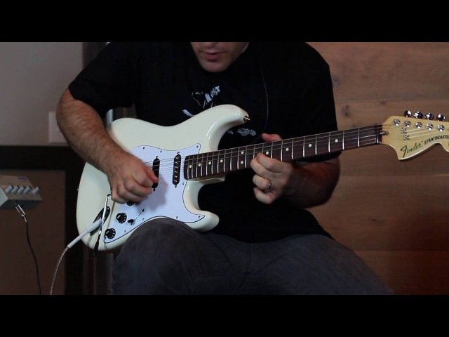 Maybe Next Time cover - Ritchie Blackmore Rainbow (instrumental)