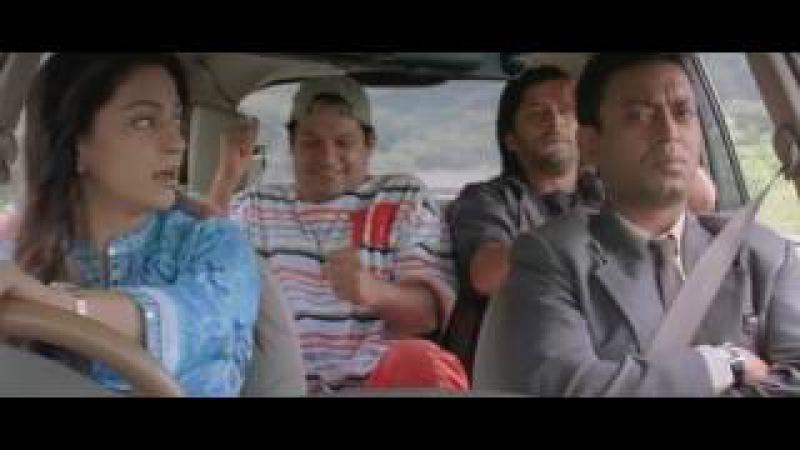 Четверка сумасшедших - Индийский фильм (2008)
