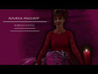 rowena macleod | bubblegum b!tch