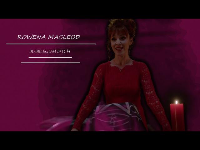 Rowena macleod   bubblegum b!tch