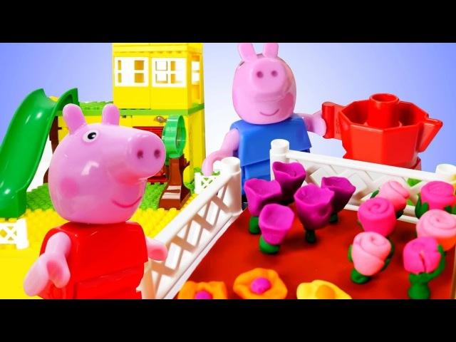 Hamuroyunları. PlayDoh ile eğlenceli oyunlar.türkçeizle