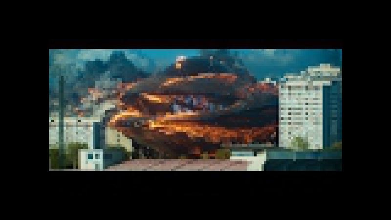 Притяжение / Prityazhenie, русский трейлер 2017