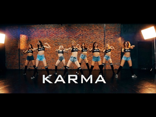 Flori Mumajesi - KARMA ft. Bruno, Klajdi, Dj Vicky | CHOREO by JUDANCE TEAM