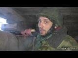 (Eng) Debalstevo, Ukraine Drone, Militia Shooting / Дебальцево сегодня: ВСУ Дрон, Ополченец ответ