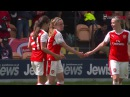 Ladies: Arsenal 4-2 Birmingham 20/05/17