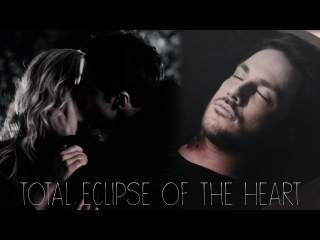 Tyler and Caroline | Total eclipse of the heart [8x05]