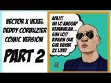 Vector x Vexel Deddy Corbuzier Comic Version | Photoshop Tutorial #Part2 Style by Eno ONf