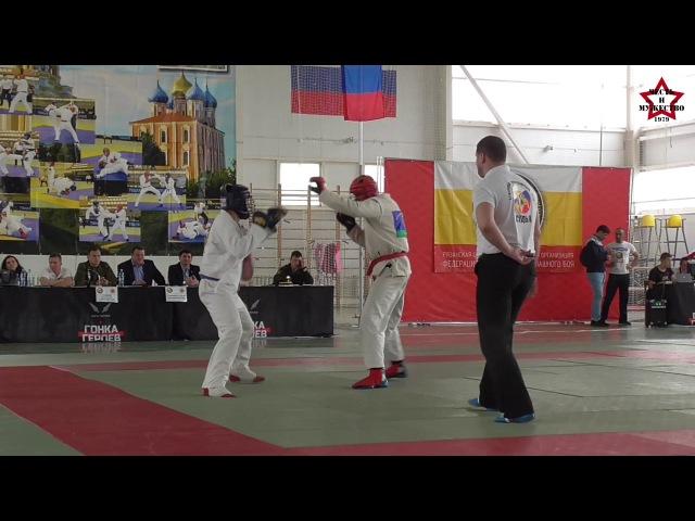 Х Кубок ВС РФ памяти Ильина по АРБ, 27.05.17 п.Калининец
