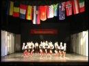 Montenegro Dance Festival 2014 , SERBIAN FOLK DANCE, Международный Танцевальный фестиваль Черногория