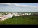 Ленинградская область с высоты Всеволожск DJI Mavic Pro