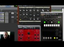 Overview of New UAD Plugins Moog Multimode Filters OTO BISCUIT bx subsynth