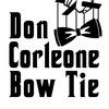 Don Corleone Bow Tie (метелик/бабочка/bow tie)