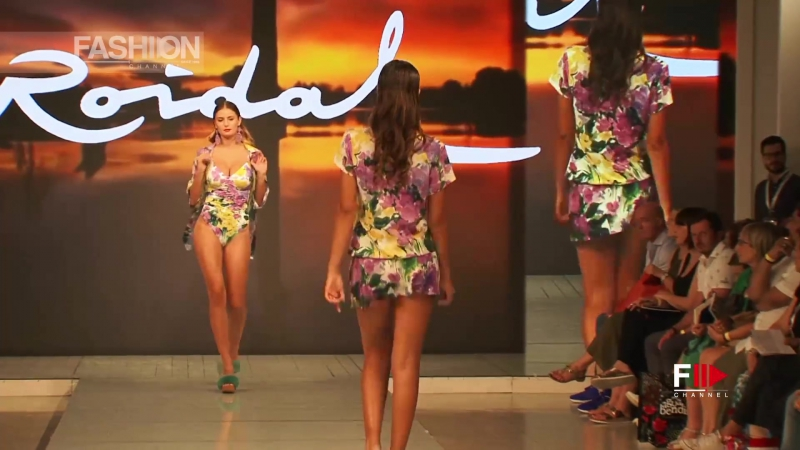 POWERFUL RAINFOREST - ROIDAL Spring Summer 2018 Maredamare 2017 Florence - Luxury Fashion World