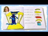 Pete the Cat- Petes Big Lunch by James Dean - Childrens book read aloud - Storytime With Ms. Becky