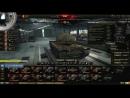 Танкомахач! Т34 против Chrysler K GF. Съемка World of Tanks