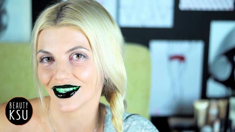 DIY Тинт для губ своими руками. Как наносить тинт для губ. Пигмент для губ от Beauty Ksu